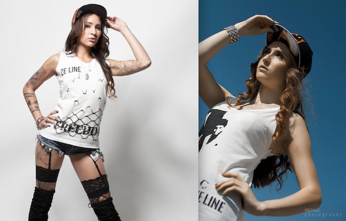 100% Cotton Unisex Good Intention Shirt (Support local photographers: Michael Meltser (left) & Lyra Lopez (right)