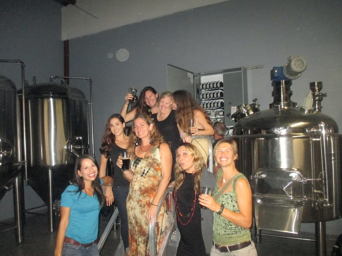 Private Event at the Brewery