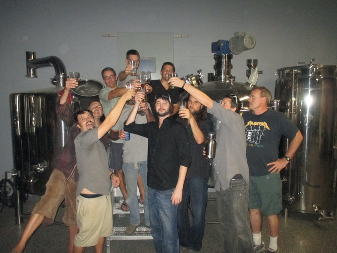 Cheers - Private Event at the Brewery