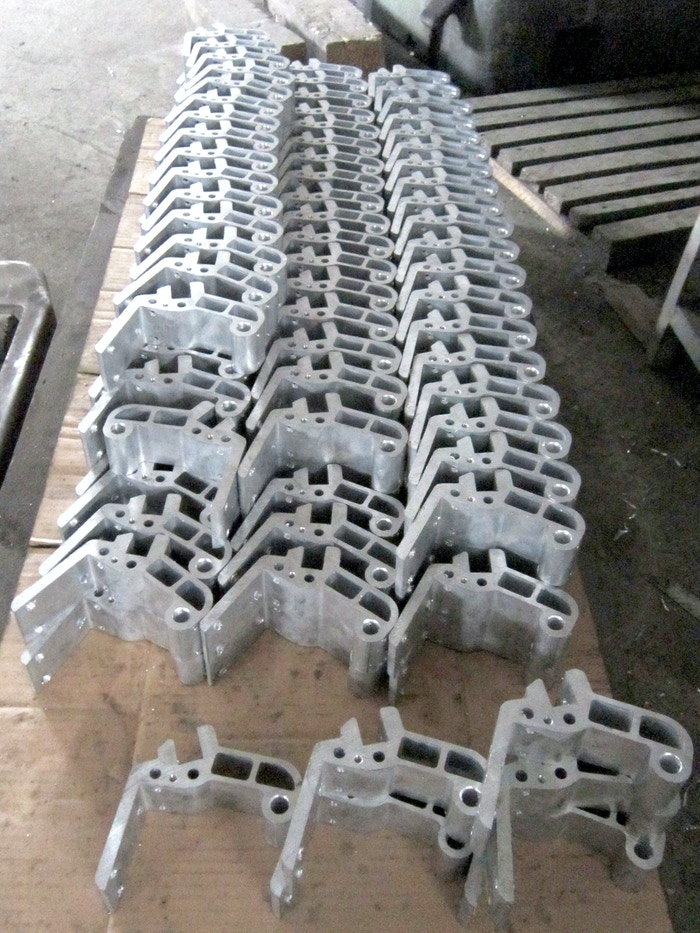 Aluminium Casting Sections