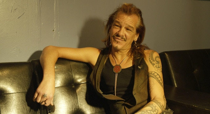 Interview with Groovy Man from Thrill Kill Kult, 2014