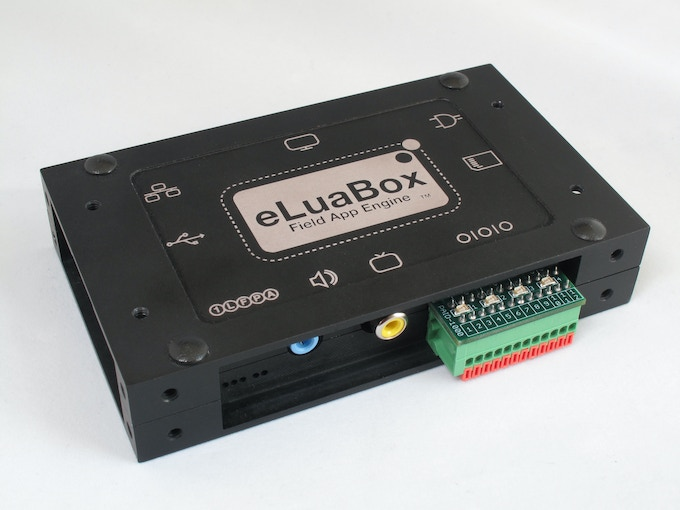Product concept utilizing ProtoPLC for Raspberry Pi.