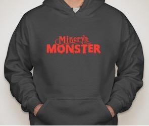 Minerva Monster Merch!