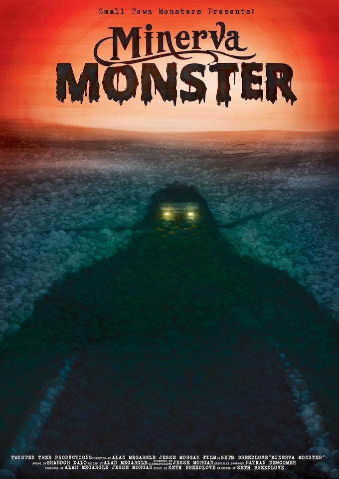 Minerva Monster Poster