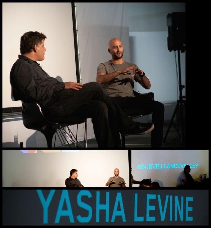 "Yasha Levine talks about ""Surveillance Valley"" at C2SV"