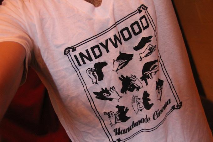 "Indywood ""Handmade Cinema"" T-shirt"