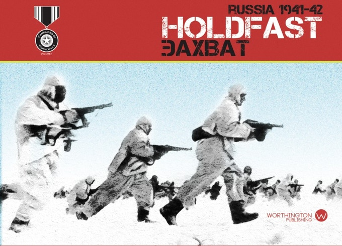 Holdfast Russia Box Cover