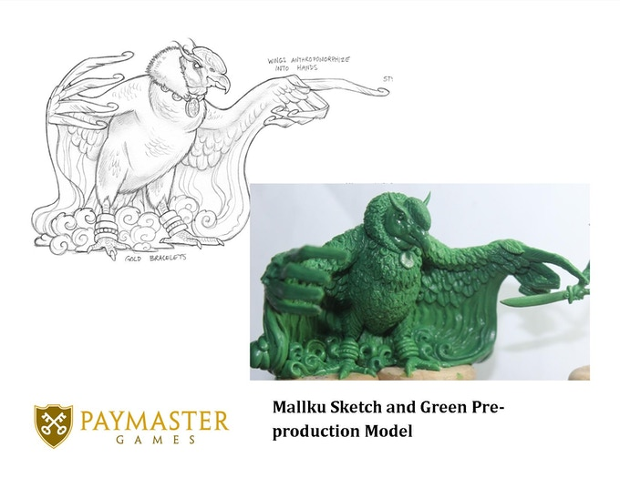 Malku Sketch to Model