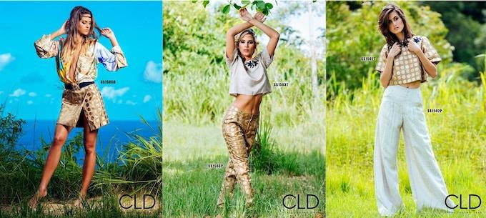 designer Charu from Trinidad and Tobago