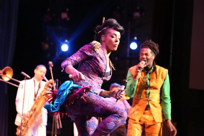 Zap Mama and Antibalas (Photo:  Lisa Russell)
