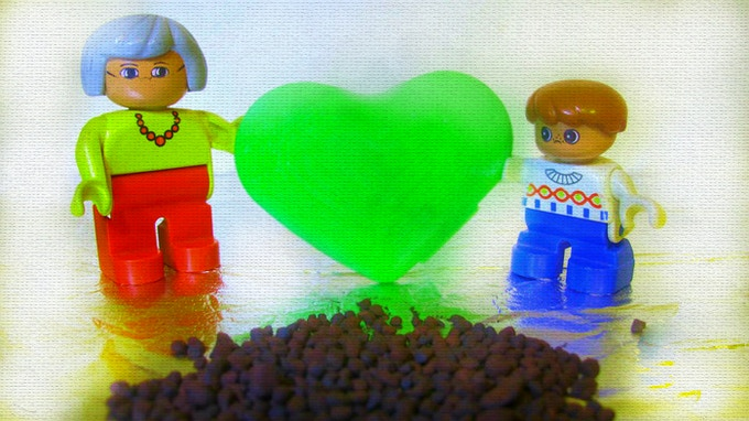 "Exposing caustic substances to children is not the smartest idea... But you don't want a ""sealed"" gadget either.  This project solves your dilemma; kid-friendly ""refillable"" Green Hearts!"