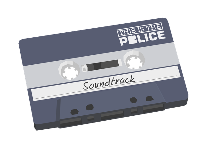 Every backer will receive a digital copy of This Is the Police OST