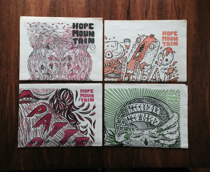 Issues 1-4