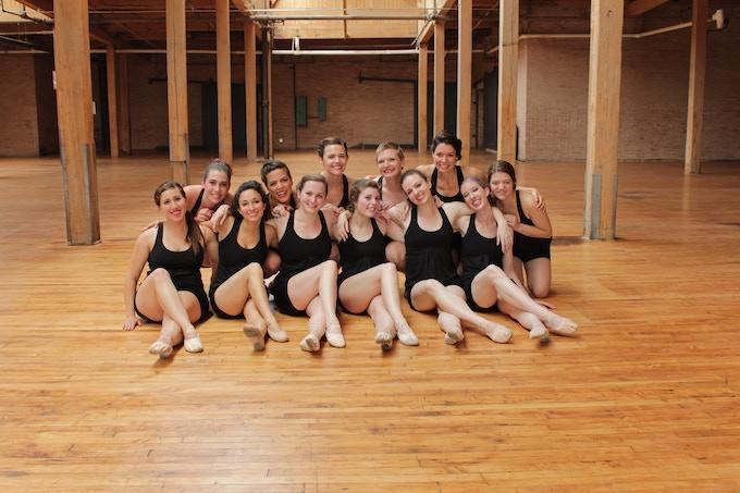 Modet Dance Collective at the Bridgeport Art Center