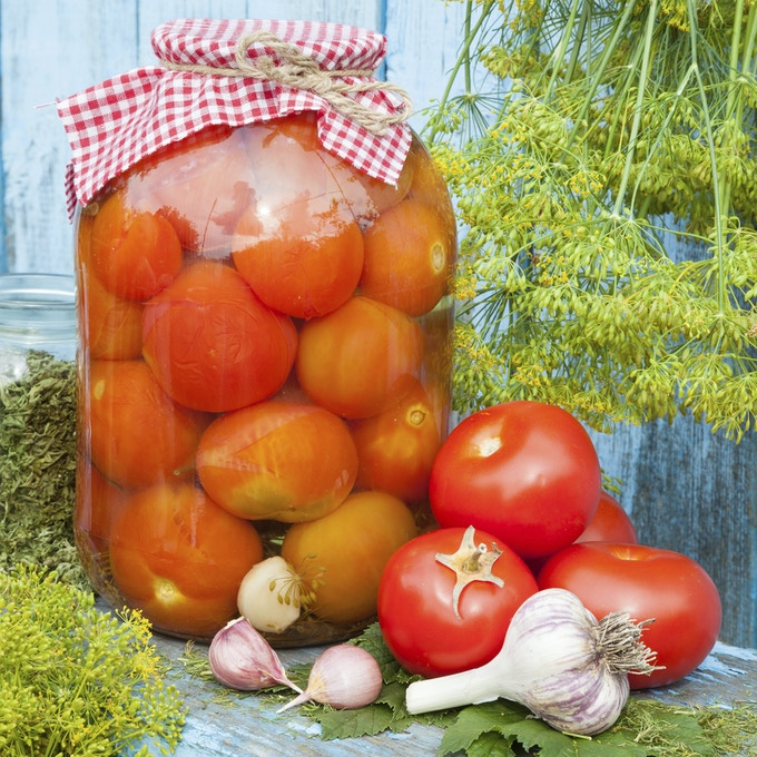 Canning, pickling and preserving ALL the yummy things
