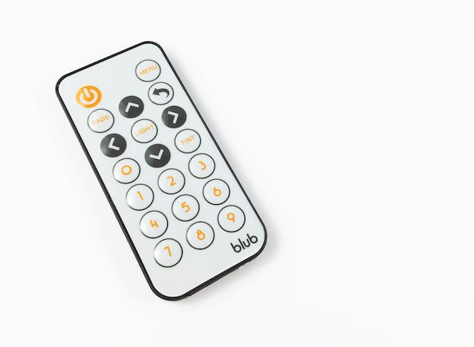 Blub Uno's remote control.