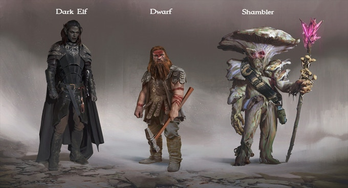 Image result for underworld ascendant three factions vying