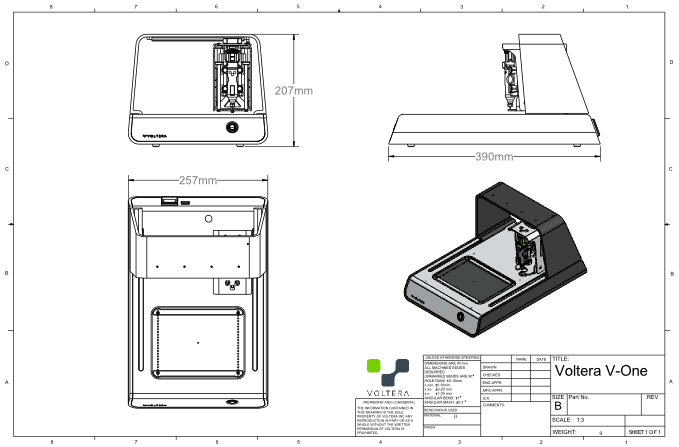 Voltera: Your Circuit Board Prototyping Machine by Voltera