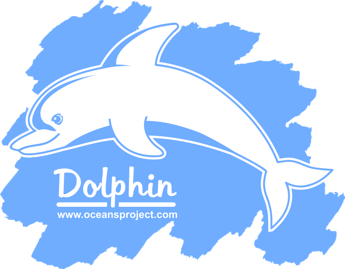 My dolphin design, one of a number of designs available on your T-shirt, hoody, or iPhone cover