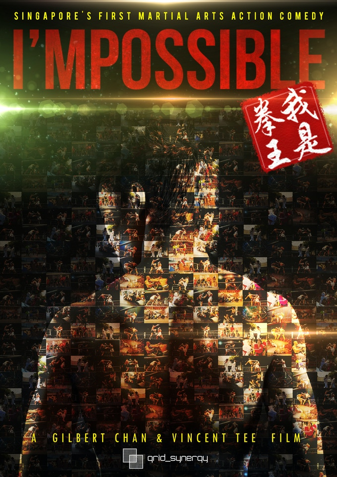 I'MPOSSIBLE Concept Poster