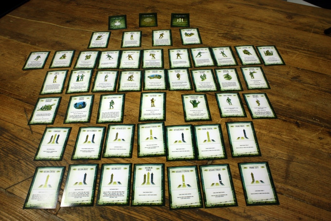 Game Cards. Prototype