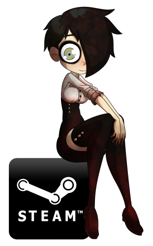 The Miskatonic will be available on PC, via the Steam service or via a DRM free download directly from us, and released for Mac and Linux at a later date! We'll be looking into other distribution services too!