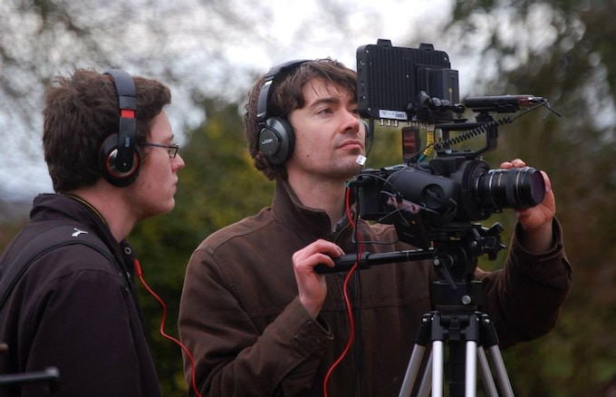Nick Loven, Crow's Eye Productions, Director and Cinematorgrapher