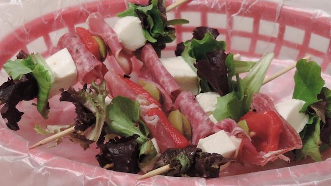 Antipasto Salad Sticks