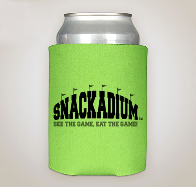Sample reward - the can cozy (coozie/koozie)