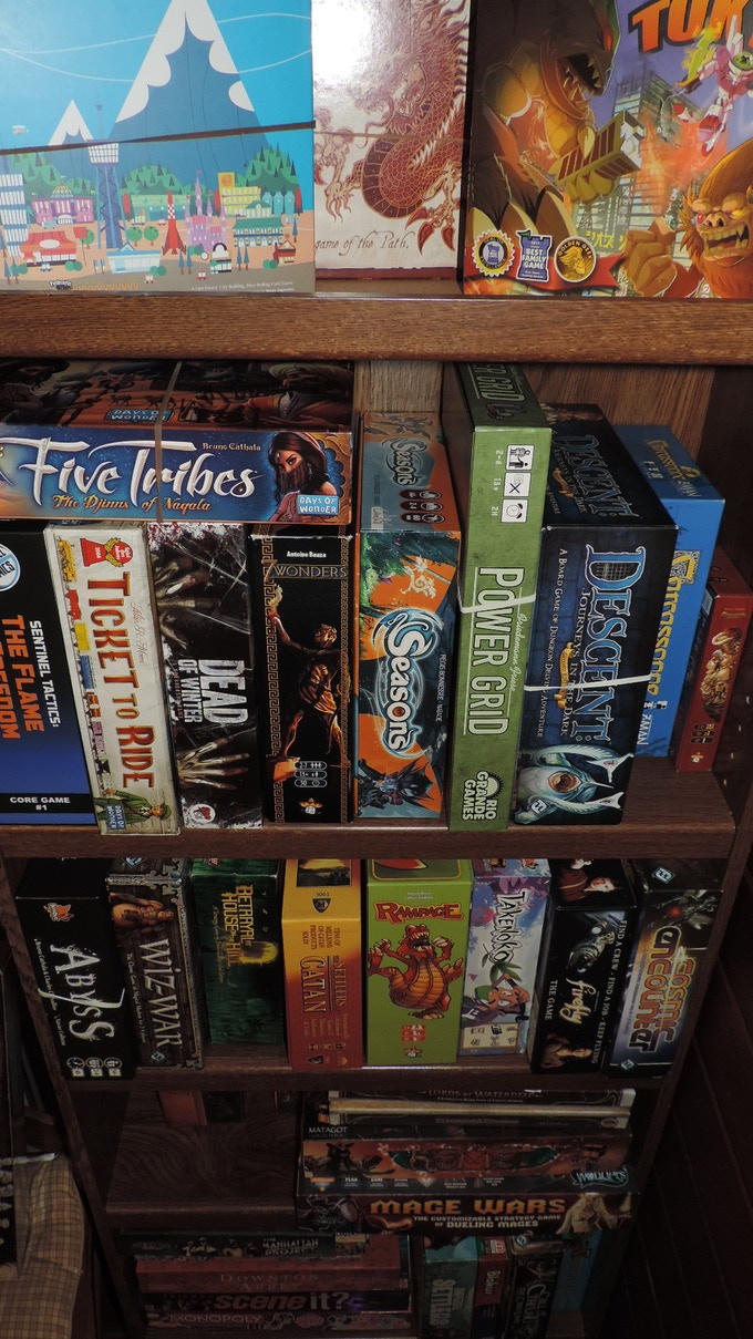 That's a lot of games... It would take some serious fiscal irresponsibility to purchase all of these without any forethought.