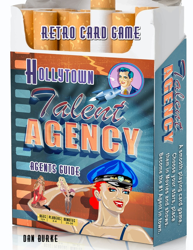 The Retro Card Game. Limited Edition.