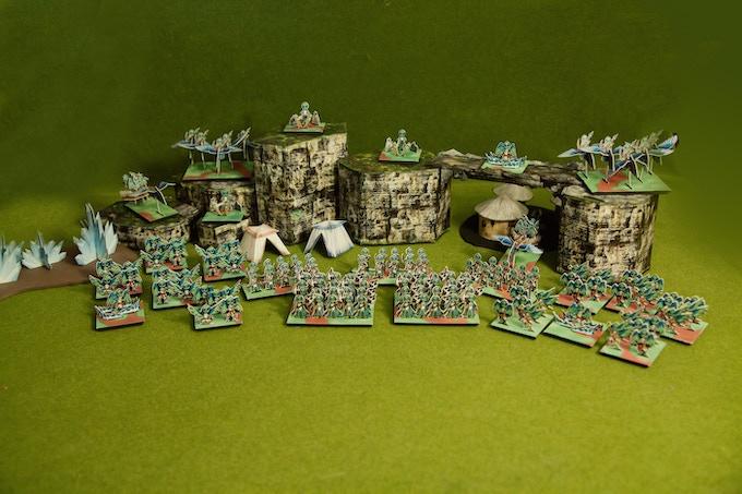Birdmen Army