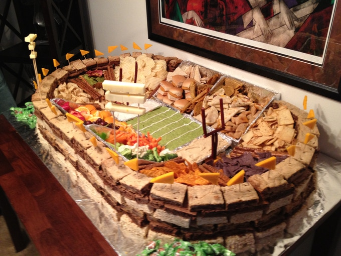 Snackadium pic - a picture paints a thousand words.