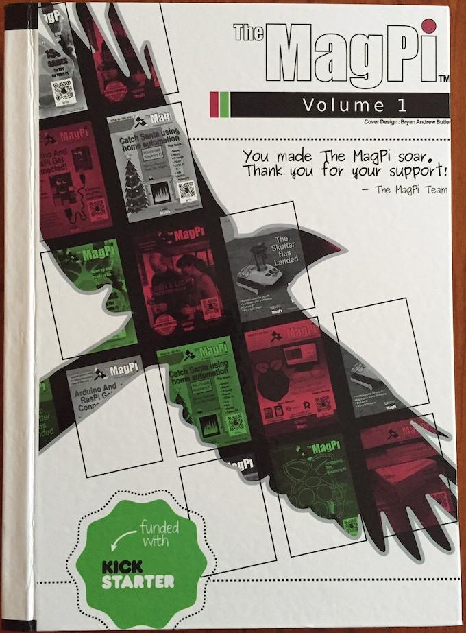 Volume 1 binder