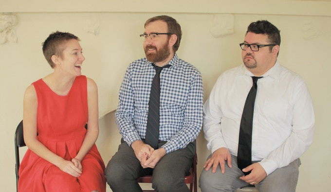 Brie, John & Armando