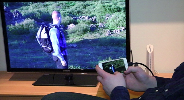 Play videos from your iPhone on your TV.