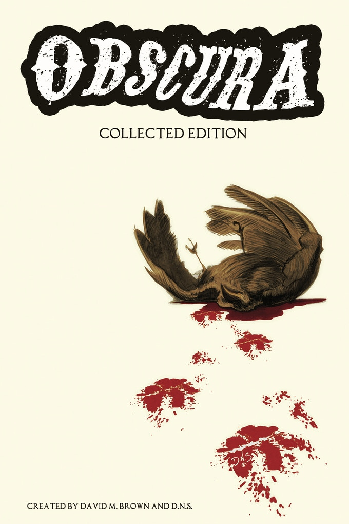 Obscura: Collected Edition Cover