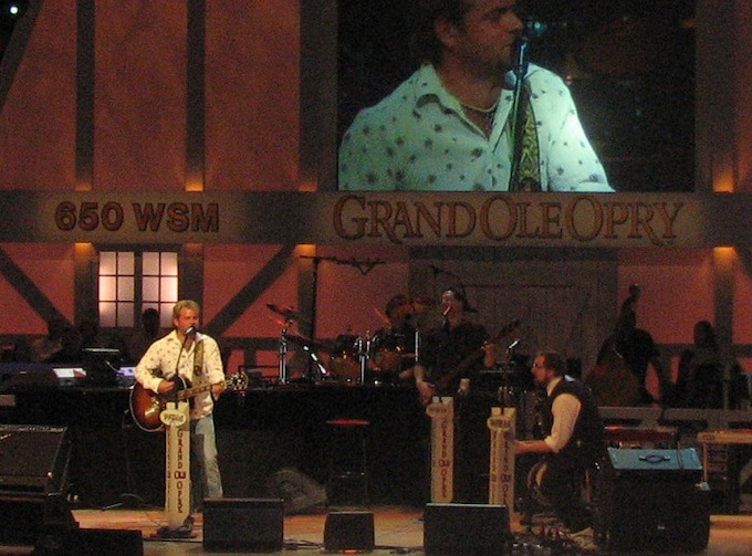 The Grand Ole Opry with Andy Griggs
