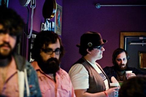 In the studio with Dan Auerbach
