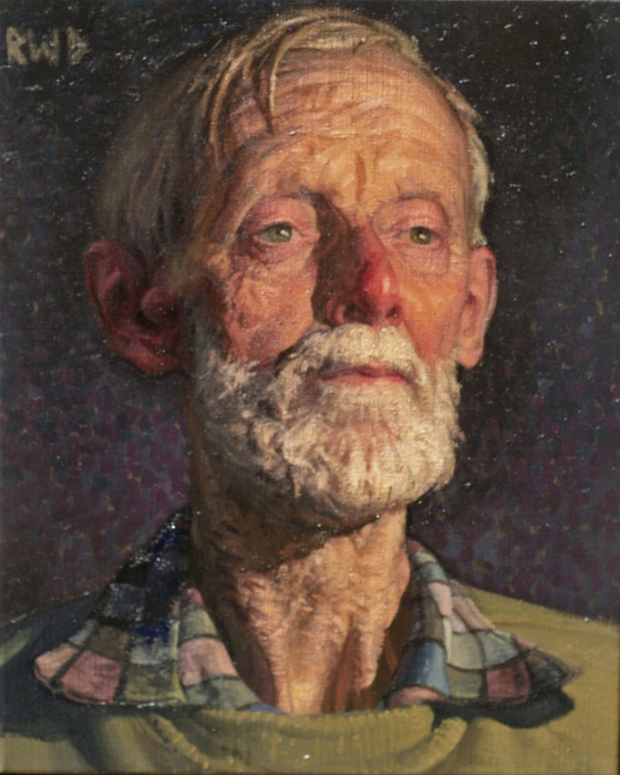 Portrait of RQAS President Glen Gillard