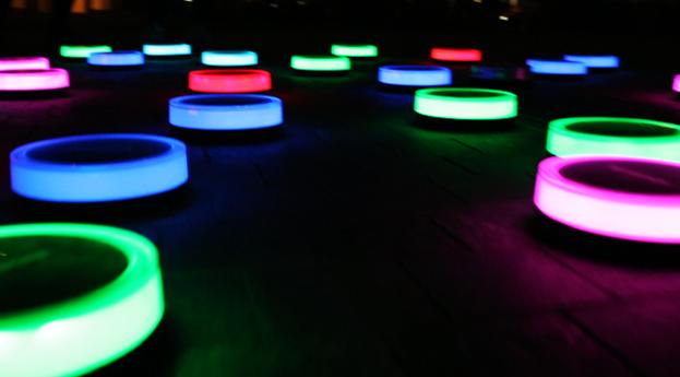 Playbulb garden smart color led solar garden light by mipow usa kickstarter - Indirekte gartenbeleuchtung ...
