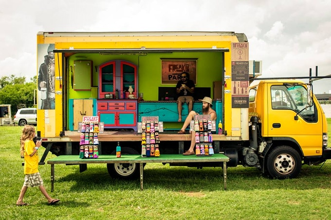 Grilled Cheese Party Boxtruck!