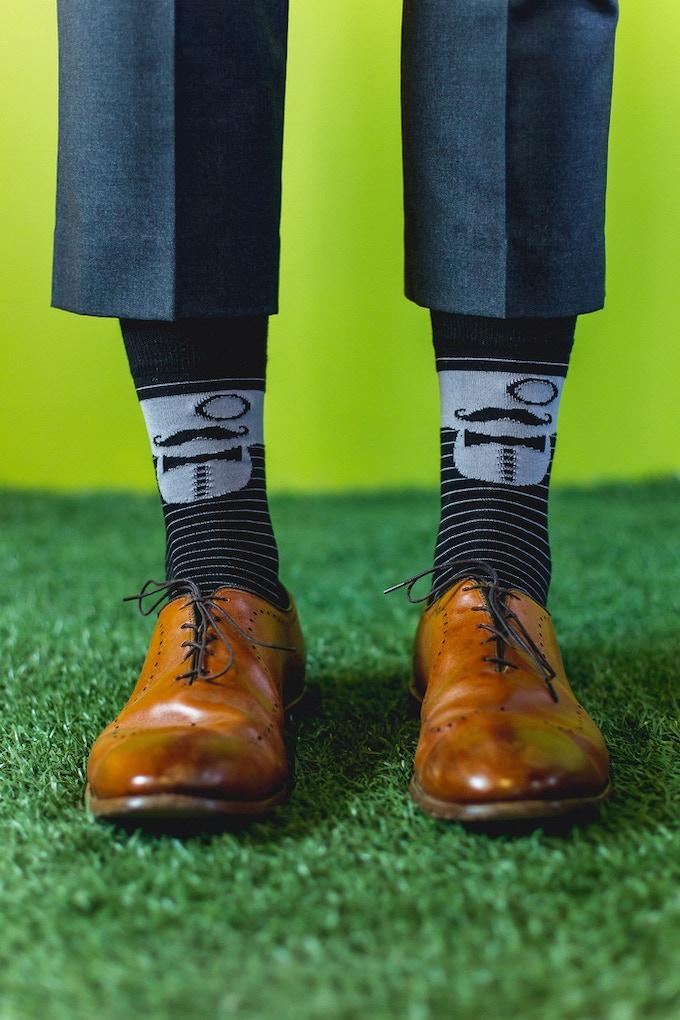 Sherlock Homie Freaker Feet!