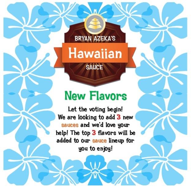 Azeka's Hawaiian BBQ Sauce - New Stretch Goal! by Bryan