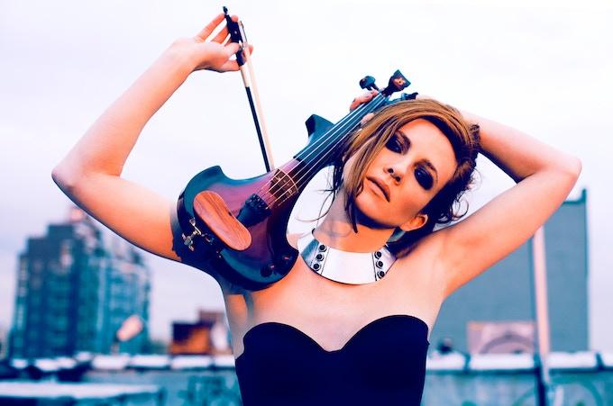 HANNAH - Producer and Violinist www.hannahthiem.com