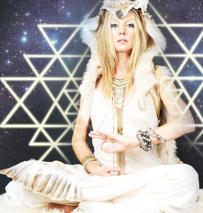 Kaia Ra - Channeler and Vocalist - www.kaiara.com