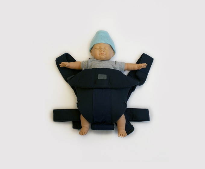 The Cool Baby. Just add a beverage and your torso.