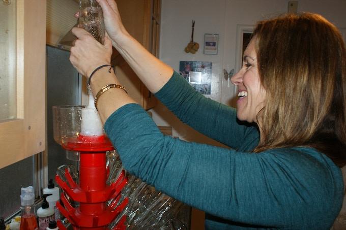 Abs sterilizing bottles