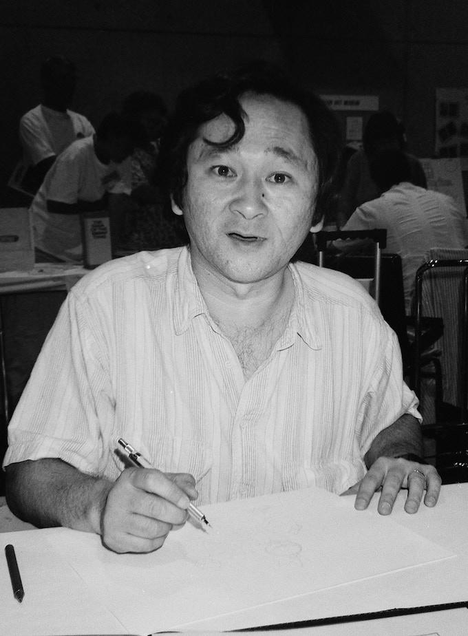 Stan Sakai in 1991