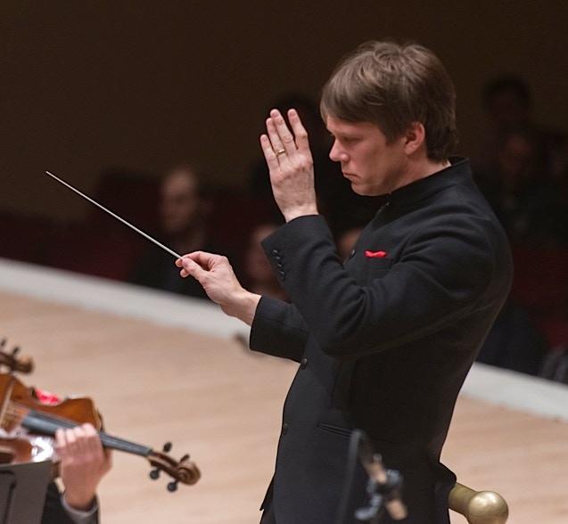 Alexander Mickelthwate - Music Consutant